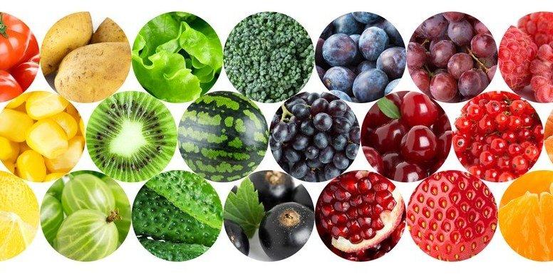 5f18cf17125 Desatero zdravého životního stylu  udělejte 10 dřepů a jezte duhu ...