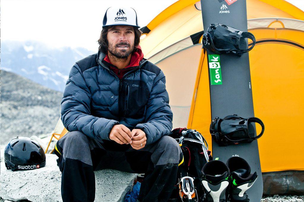 Jeremy Jones, filmy o zimních sportech