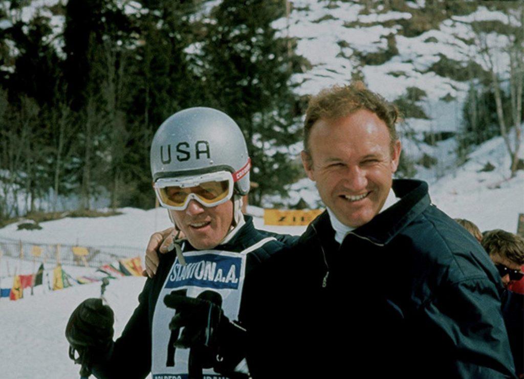 Sjezdař, filmy o zimních sportech