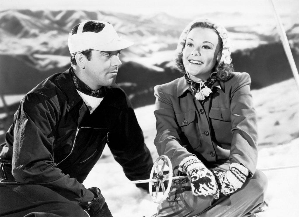 Zasněžená romance, filmy o zimních sportech
